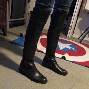 195ccf08045 Blondo Shoes - Blondo Olivia Knee high black leather boots